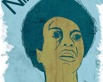 Nina Simone Poster | Limited Edition of 100