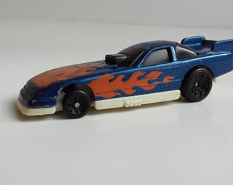 Vintage Collectible Hot Wheels Drag Car 1990s