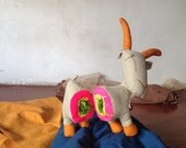 Anger Management Goat Toy, special listing for Caroline