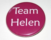 Greek Mythology Badge - Pink - Team Helen