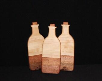 Wine Bottle Cutting Board