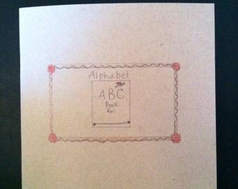 Child's abc book