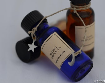 Natural Handcrafted Aromatic Artisan Parfum Oil Organic Essential Oils Organic Base Oils