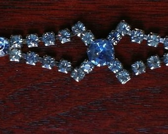 Icy Blue  Bracelet - Vintage