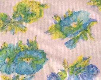 Morning Glory Fabric