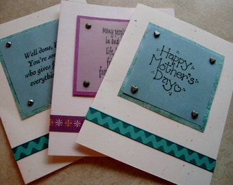mothers day, friend, fathers day card assortment