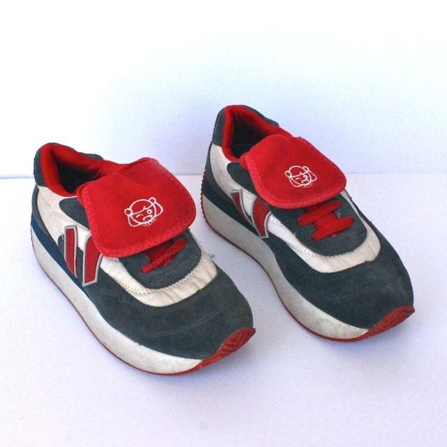 rad 90s platform sugar shoes sneakers