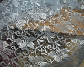 """Lace fabric, Lace yardage,Lace,Lace Material, 1.5yrds L x 66"""" w, Lace curtain, Lace panel, lacey"""