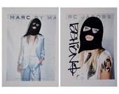 "FASHION KILLER Original Prints by Refined Yet Rugged (Sold As Set) 8x10"" Each"