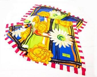 Christian Lacroix Vintage Silk Scarf