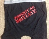 Property of Personalized Underwear