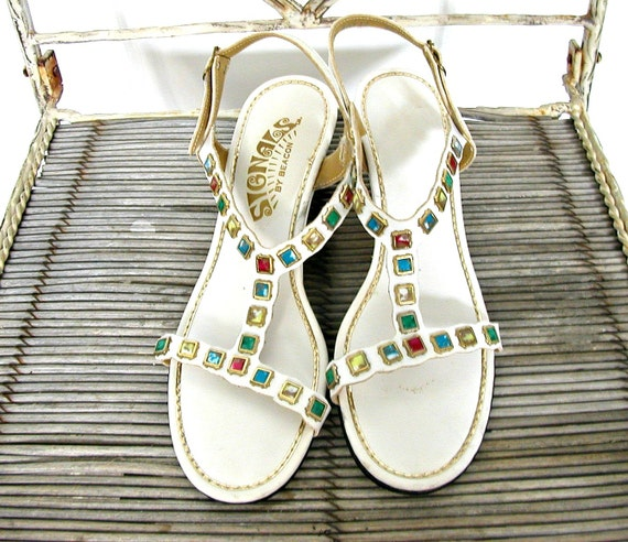 https://www.etsy.com/listing/151845673/vintage-70s-white-sandals-beaded-sandals