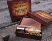 American Cowboy Dusty Saddle Soap and Cologne Gift Set