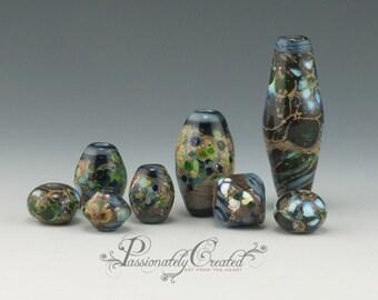 Ocean Relics Glass Beads