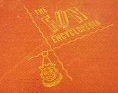 The Fun Encyclopedia An All Purpose Plan Book 1940 Wartime Book Games Activities Hobbies Banquets Parties
