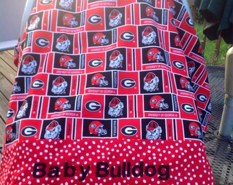 UGA DAWGS Inspired Infant Seat Canopy/Car Seat/Tent Cover & Car seat tent | Etsy