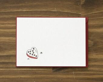 box of chocolates valentine