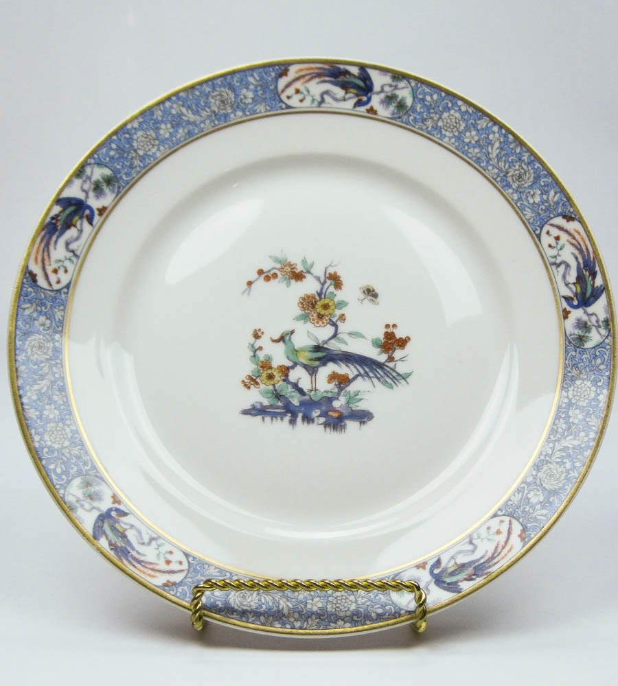 Dinner Plate Theodore Haviland Limoges France Fine China