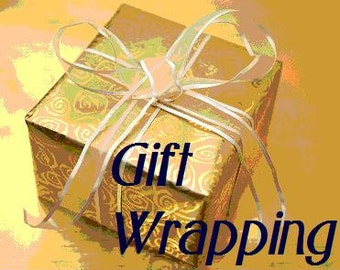Gift Wrap Your Purchase!