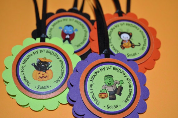 like this item - Halloween Birthday Decorations