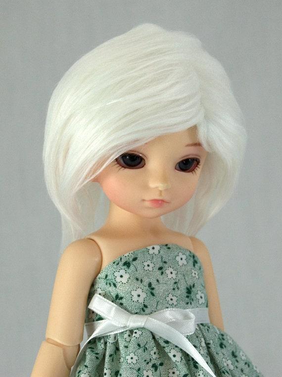 Yosd White Wig 38