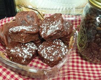 Fudgy Brownie Melts