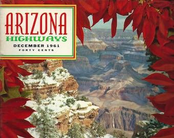Arizona Highways Magazine December 1961