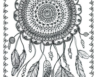 View PRINTABLE COLORING PAGES by ChubbyMermaid on Etsy