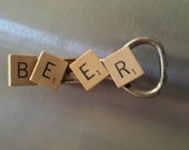 AUCTION item * BEER! Heavy duty refrigerator magnet for the beer lover in your life.
