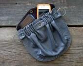 Leather Hip Pocket- stylish fanny pack