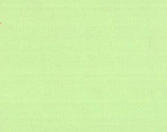 Moda Bella Solids - Honeydew #9900 264 from Moda Fabrics