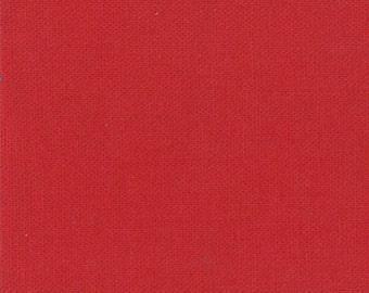 Moda Bella Solids - Cherry from Moda Fabrics