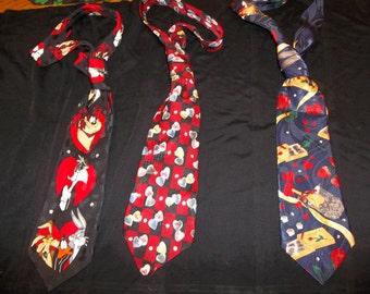 Valentine Artwear Ties