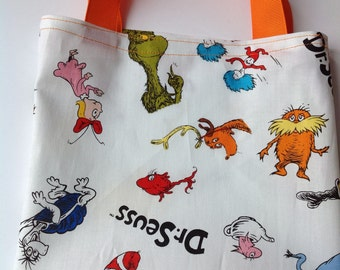 Dr. Seuss Party Favor Bags