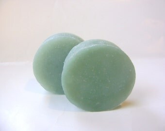 Selkie Tears Shampoo Bar, Handmade Solid Shampoo with Shea and Jojoba