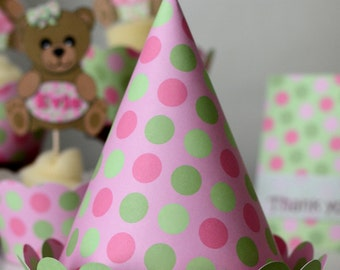 PARTY HAT in your party theme