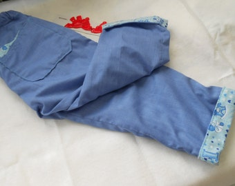 Baby /toddlers childs fully lined trousers..boy or girl...