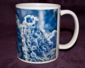 Photographic Ceramic 11 oz. White Mug Full Wrap With Photo of Your Choice coffee drink cup