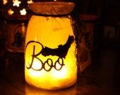 Bats & Cats  Halloween Lantern