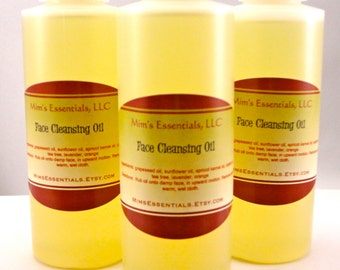 Face Cleansing Oil, 4 oz