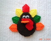 Turkey Magnet handmade from Plastic Canvas