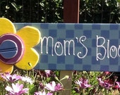 Personalized Garden Sign-Mother's Day Birthday Gift