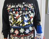 Holiday Sweatshirt size medium
