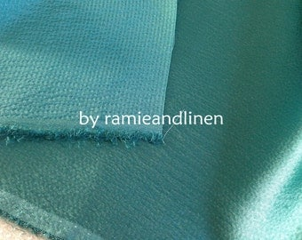 "silk fabric, 16MM silk satin, pure mulberry Silk Charmeuse Fabric, dress fabric, half yard by 44"" wide"