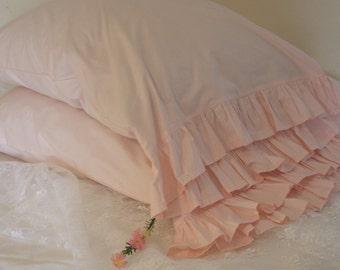 shabby chic pillowcases
