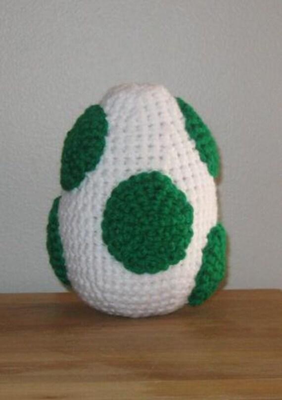 yoshi plush template - yoshi egg plush