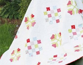 Georgia Quilt Pattern by It's Sew Emma