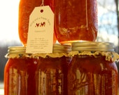 Vermont Pints of Cranberry Apple or Pear Ginger Jams