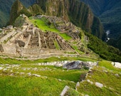 Macchu Picchu Sunrise (Macchu Picchu, Peru)