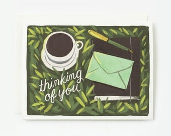 Thinking of You Card 1pc